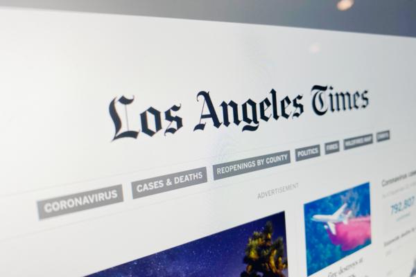 データの裏側:ロサンゼルス・タイムズは深い読者分析に生データを生かす
